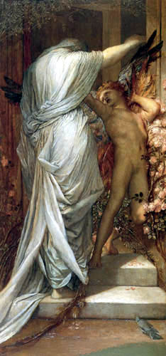 George Frederic Watts - The love and death