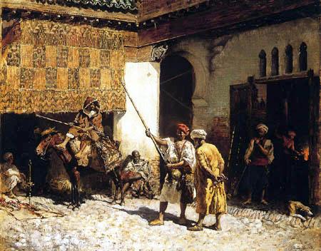 Lord Edwin Weeks - Arab Gunsmith