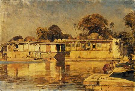 Lord Edwin Weeks - Sarkeh, Ahmedabad, India