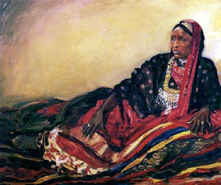 Albert Weisgerber - Somalifrau