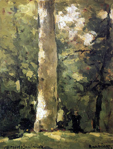 Hendrik Johannes Weissenbruch - Sous Bois