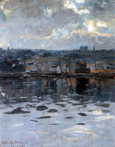 Victor Westerholm - Paris