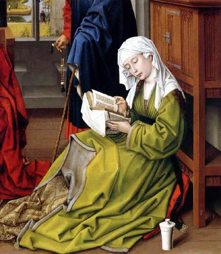 Rogier van der Weyden - Maria Magdalena