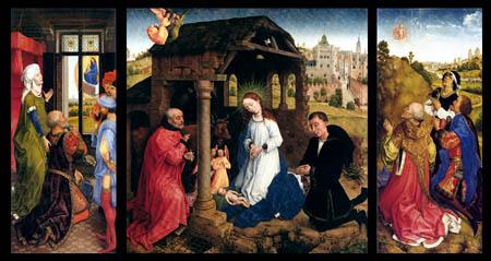 Rogier van der Weyden - The altar of Middelburg