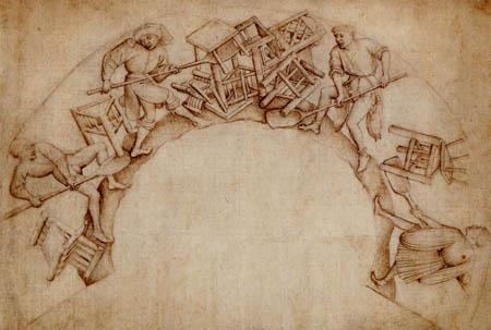 Rogier van der Weyden - Scupstoel