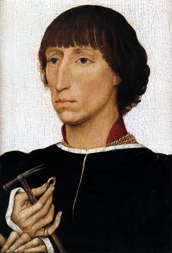 Rogier van der Weyden - Francesco d´Este