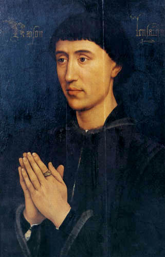 Rogier van der Weyden - Laurent Froimont