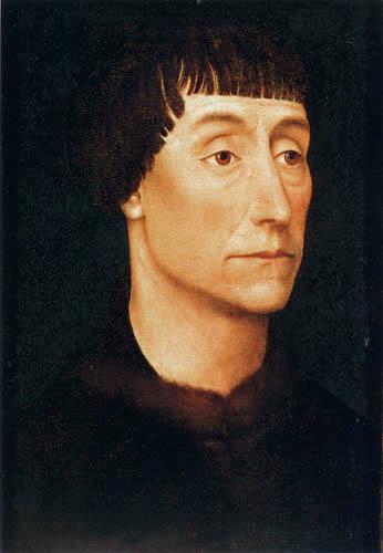 Rogier van der Weyden - Portrait of a man