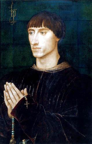 Rogier van der Weyden - Philippe de Croy