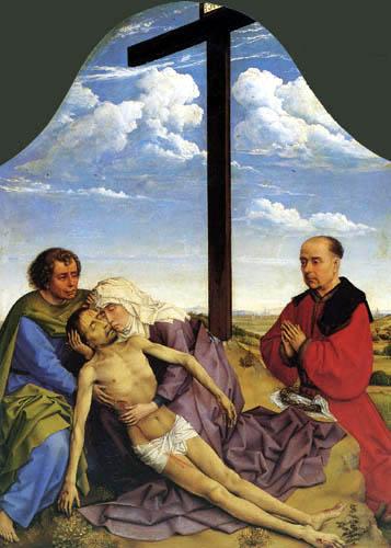 Rogier van der Weyden - Piety