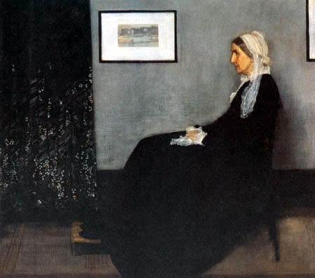 James Abbott McNeill Whistler - Bildnis der Mutter