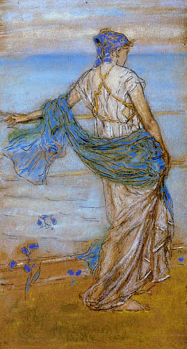 James Abbott McNeill Whistler - Annabel Lee