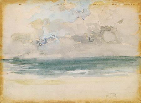 James Abbott McNeill Whistler - Die Welle