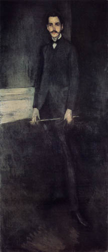 James Abbott McNeill Whistler - George W. Vanderbilt