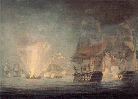 Thomas Whitcombe - Adria 29. Februar 1812