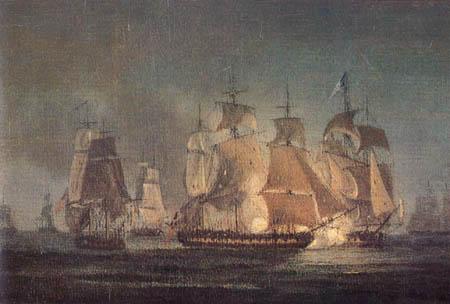 Thomas Whitcombe - Madagaskar 20. Februar 1811