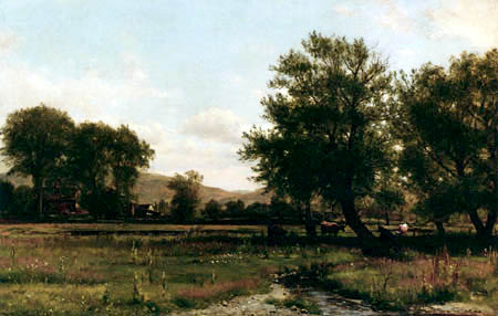 Worthington Thomas Whittredge - Sommer