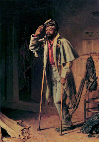 Thomas Waterman Wood - A Bit of War History: The Veteran