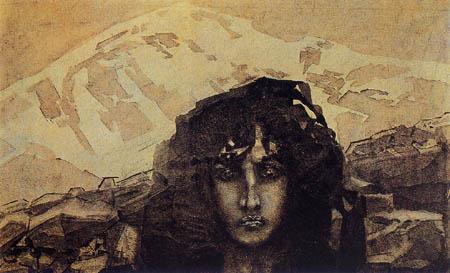 Michail Alexandrowitsch Wrubel - Demon Head