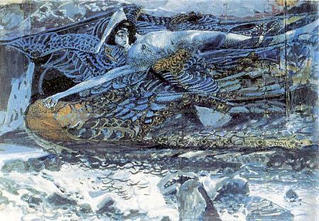 Michail Alexandrowitsch Wrubel - Le démon tombé