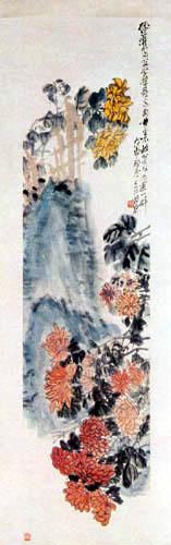 Wu Ch´ang-shuo - Chrysanthemen