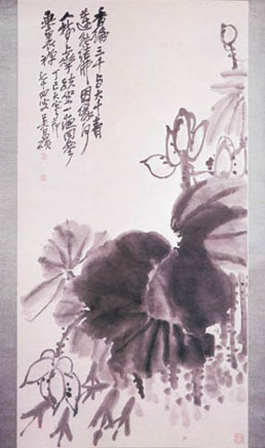 Wu Ch´ang-shuo - Lotus-Flowers