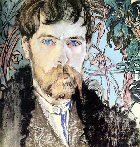 Stanisław Wyspiański - Autoportrait