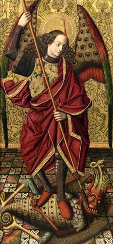 Miguel Ximénez - Saint Michel