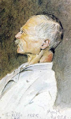 Heinrich Zille - Karl Bosse