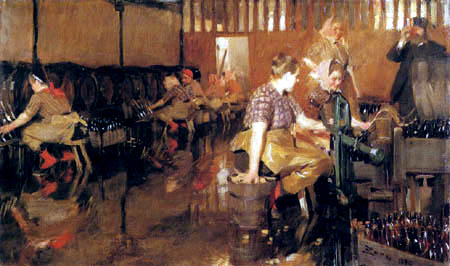 Anders Leonhard Zorn - The small distillery