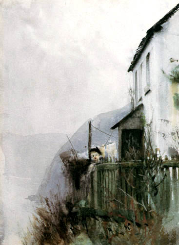 Anders Leonhard Zorn - Clovelly