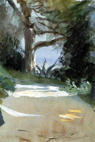 Anders Leonhard Zorn - Mustapha Reis Park