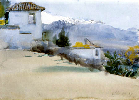 Anders Leonhard Zorn - Sierra Nevada