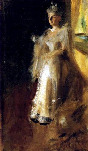 Anders Leonhard Zorn - Mrs. Berthe Honoré Potter Palmer