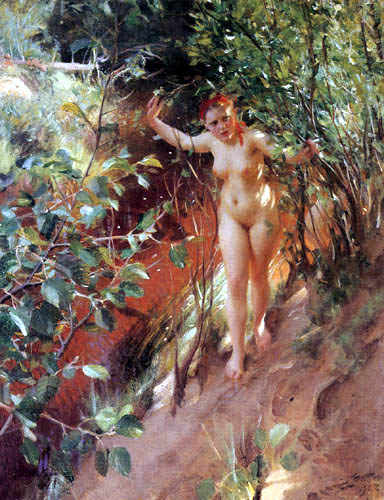 Anders Leonhard Zorn - Roter Sand