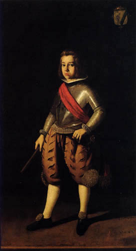 Francisco de Zurbarán - Don Alonso Verdugo de Albornoz