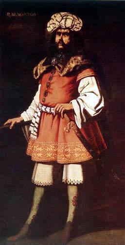 Francisco de Zurbarán - R. Almanzor