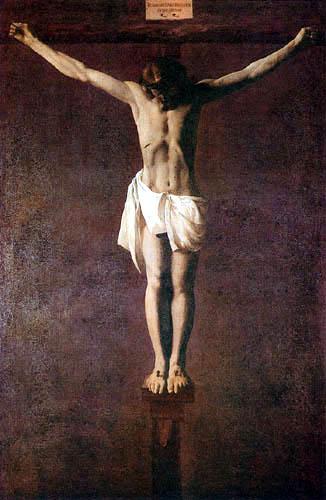 Francisco de Zurbarán - Crucifixion