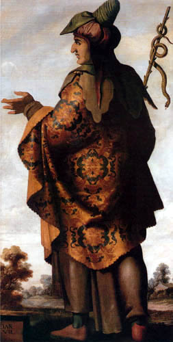 Francisco de Zurbarán - Dan