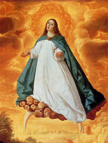 Francisco de Zurbarán - Immaculate Conception