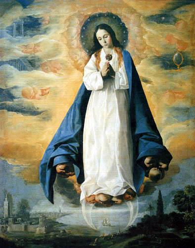 Francisco de Zurbarán - Immaculate Conception