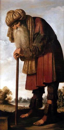 Francisco de Zurbarán - Jacob