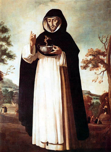 Francisco de Zurbarán - San Luis Beltrán